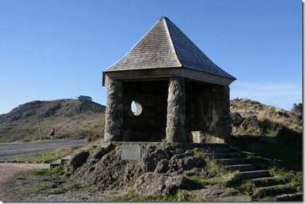 The hut on the hill