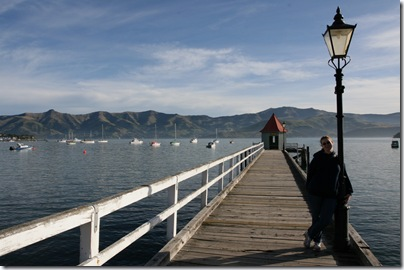 Akaroa Jetty