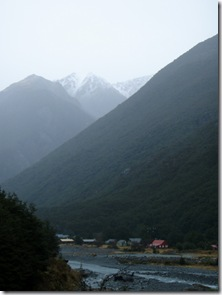 Arthurs Pass Village