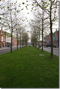 Main street of Den Bosch