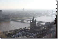 View of Cologne