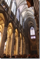 Inside the dom church